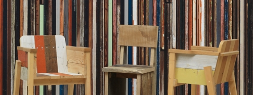 Обои NLXL Materials by Piet Hein Eek